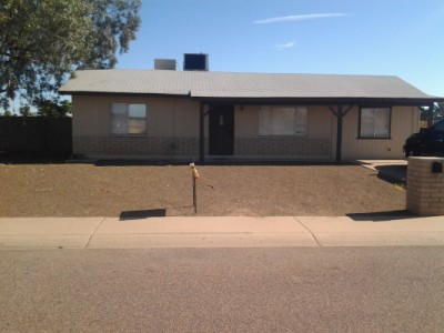 Rennovations In Progress Rent To OWN 1095 Month Or 116000 CAH 19th Ave And Union Hills